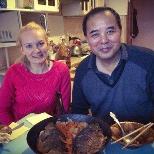 Китайская еда- само совершенство, вот бы только перца поменьше!!!